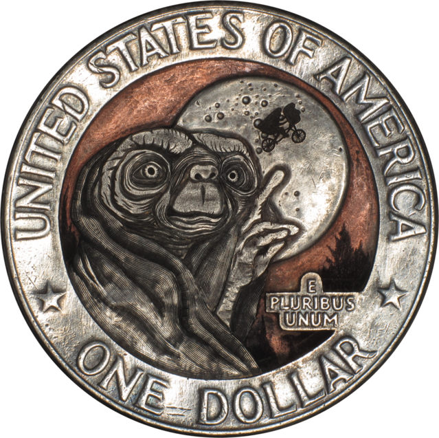 Hobo Nickels By Paolo Curcio Aka Mr. The