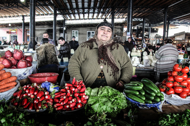 Telavi, Georgia. The photographer says his fascination with Slavic languages and culture took him onto a long journey through post-Soviet Europe, before he finally settled in Tbilisi, the capital of Georgia. (Photo by Gianluca Pardelli)