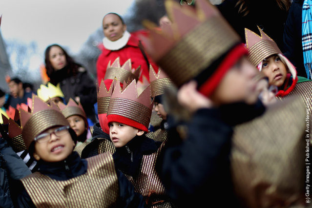Three Kings Parade Held In New York