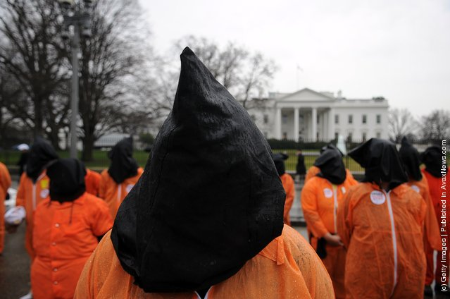 Activists Group Call On Obama To Close Guantanamo Bay Detention Facility
