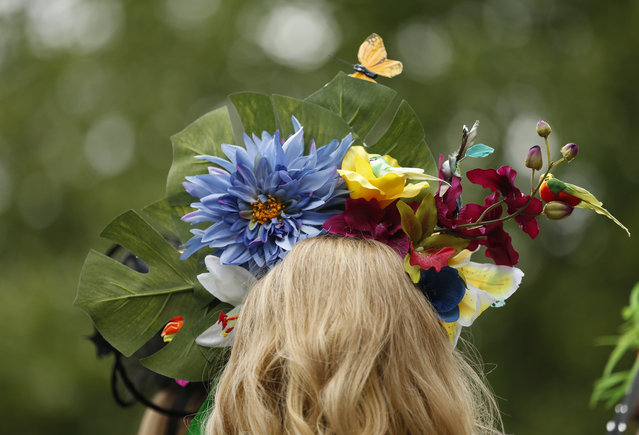 Britain Horse Racing, Royal Ascot, Ascot Racecourse on June 14, 2016. Ladies Day at Royal Ascot. (Photo by Andrew Boyers/Reuters/Action Images/Livepic)