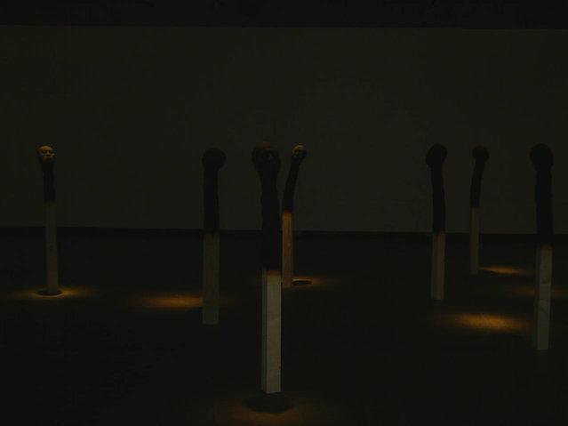 Wolfgang Stiller's Human Matchsticks