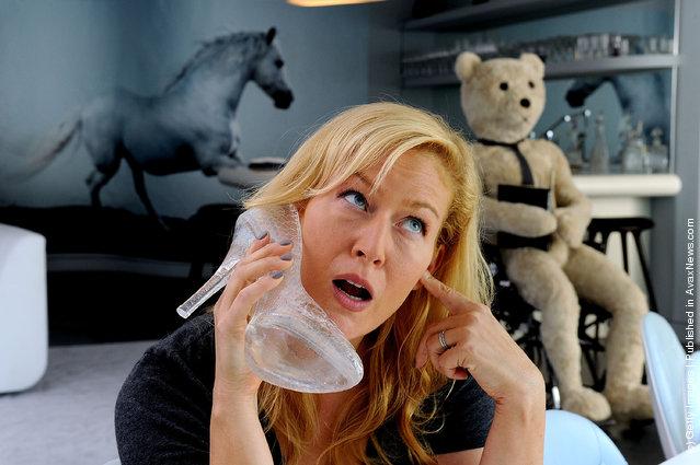 Photographer and artist Jill Greenberg