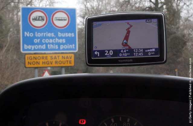 Government Summit To Tackle Sat Nav Problems