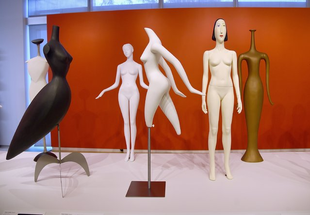Atmosphere at Ralph Pucci: The Art Of The Mannequin at Museum of Art and Design on July 23, 2015 in New York City. (Photo by Jamie McCarthy/Getty Images)