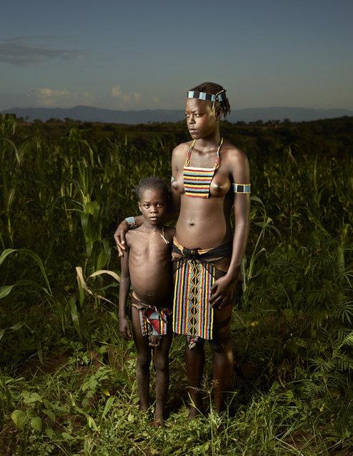 Wante & Sopa - Bena tribe