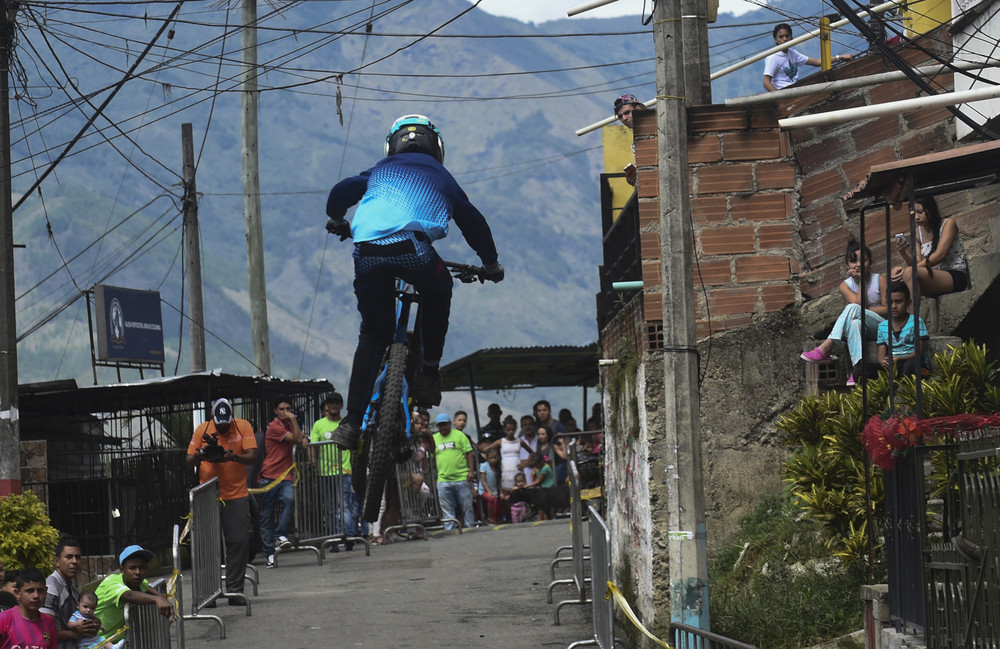 Colombia's Crazy Cycling Race