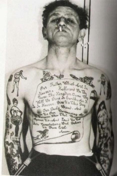 Crime Tattoo  Part 3