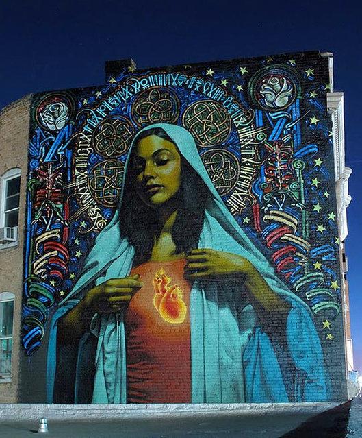 Street Art By El Mac