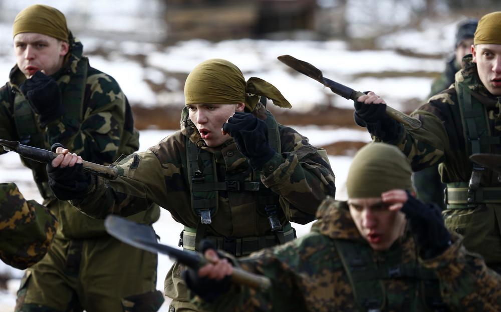 Belarusian War Games