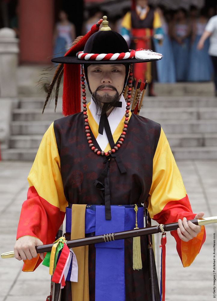 South Korea Marks The 66th Independence Day