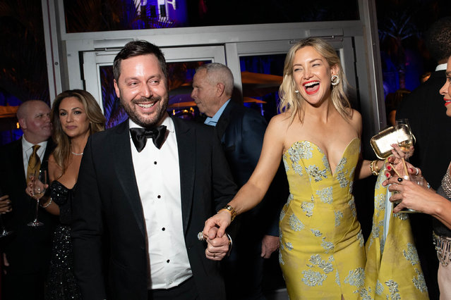 Kate Hudson attends the 2020 Vanity Fair Oscar Party hosted by Radhika Jones at Wallis Annenberg Center for the Performing Arts on February 09, 2020 in Beverly Hills, California. (Photo by Emma McIntyre/VF20/WireImage)