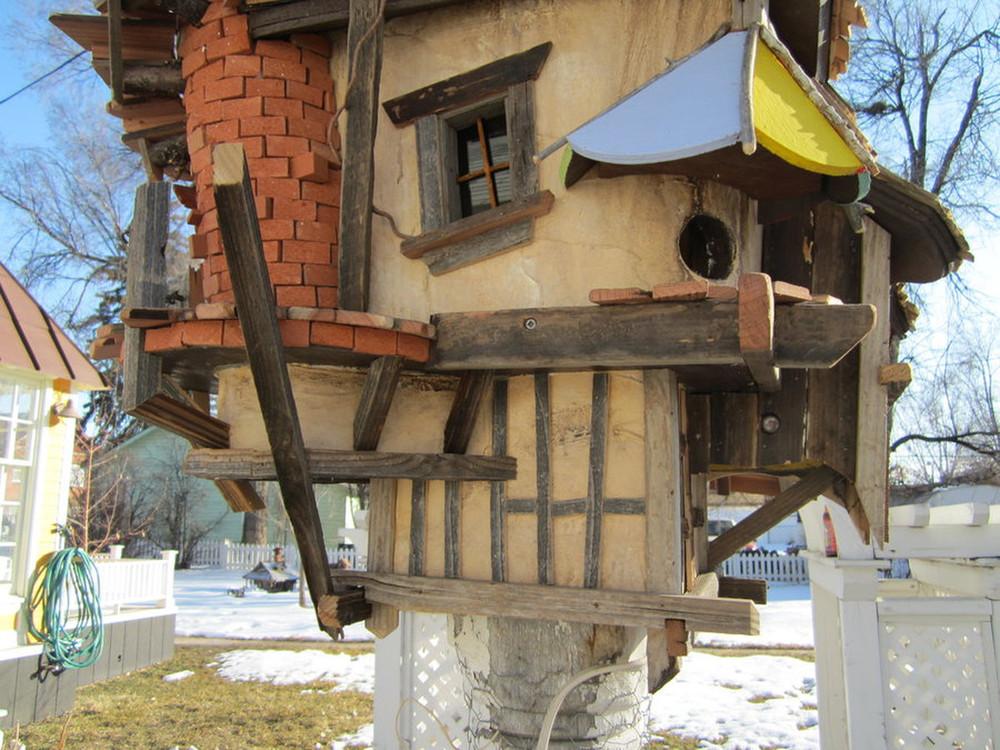 Unusual Birdhouses Part 1