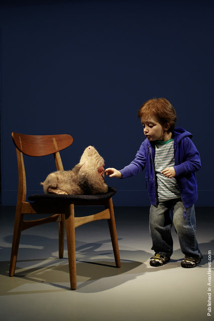 Doubting Thomas, 2008 by Patricia Piccinini