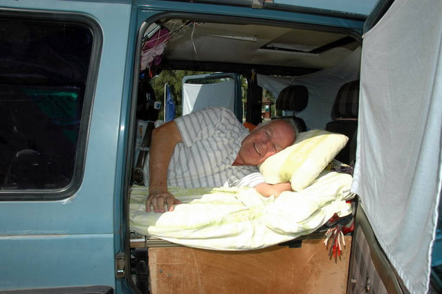 Gunther Holtorf's 23-year Rroad Trip On Your Mercedes-Benz G Wagon