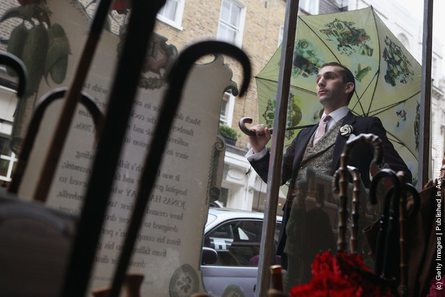 Hendrick's Unusual Umbrella Emporium