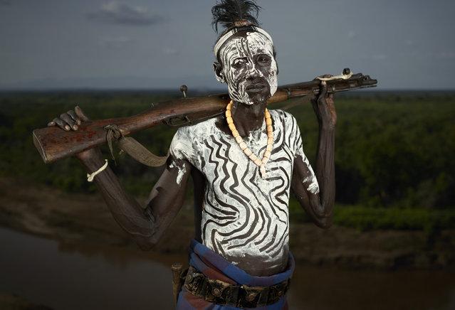 Aker - Karo tribe