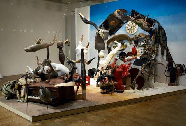 Sculptures By Bernard Pras
