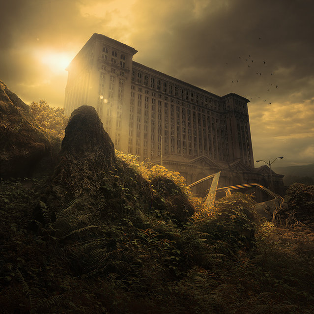 """Everything Must Perish"". (Photo by Michal Karcz)"