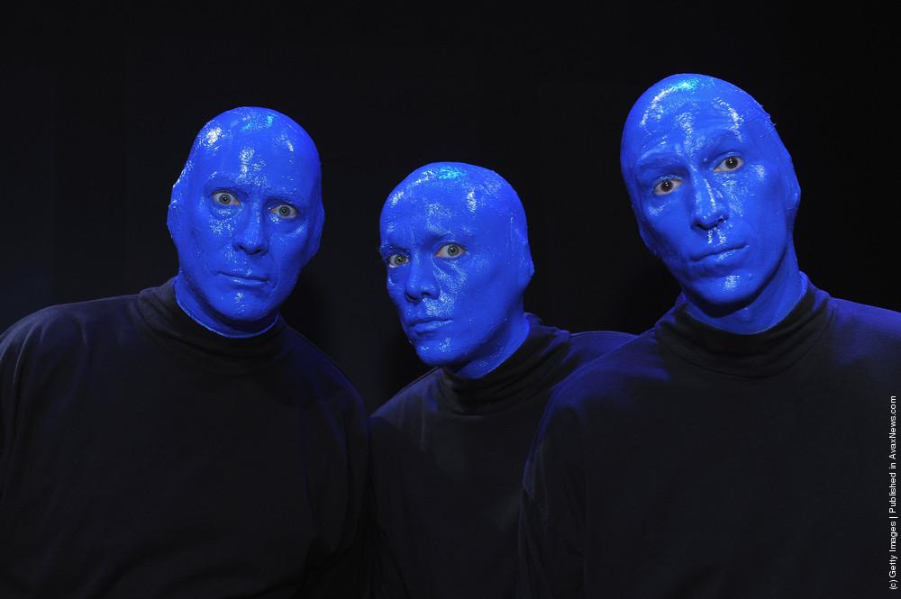 Blue Man Group's 20th Anniversary Reunion Show
