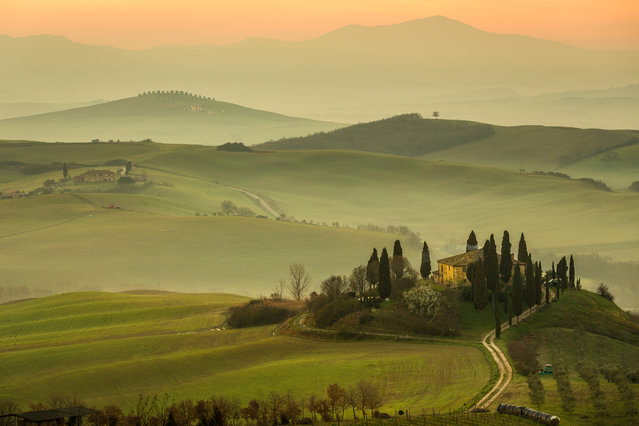 """""""Seraphic"""". One has to travel to the distant corners of the world to get a dream picture... Photo location: Tuscany, Italy. (Photo and caption by Abrar Mohsin/National Geographic Photo Contest)"""