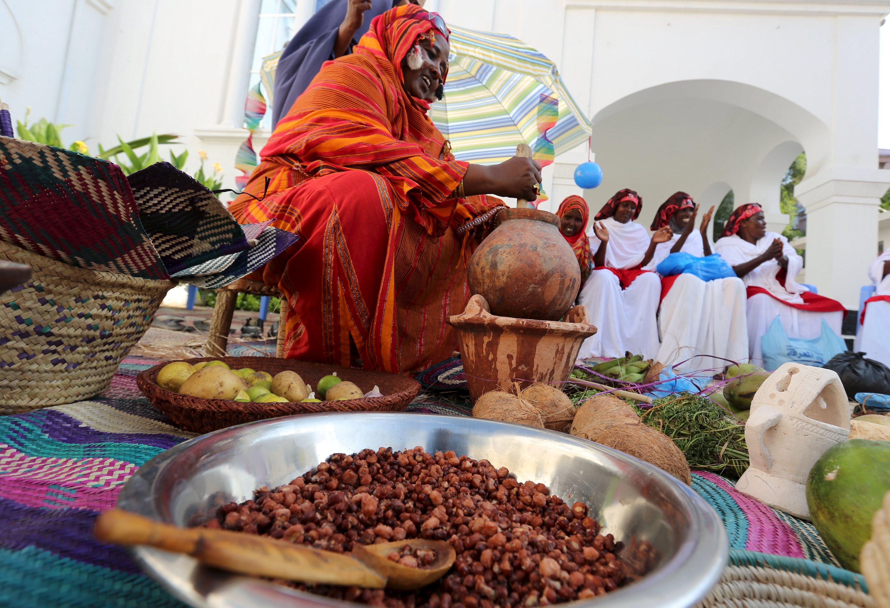 A Peek at Somali Culture