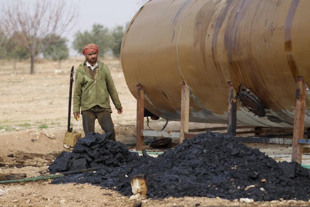 Refining Islamic State Oil