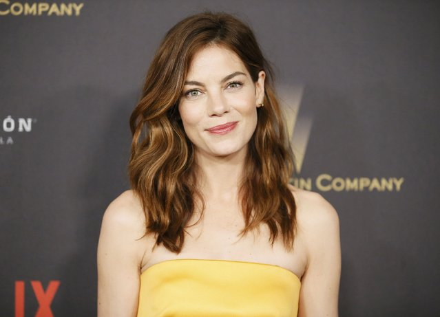 Actress Michelle Monaghan arrives at The Weinstein Company & Netflix Golden Globe After Party in Beverly Hills, California January 10, 2016. (Photo by Danny Moloshok/Reuters)