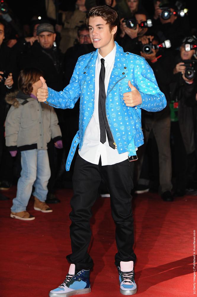 NRJ Music Awards 2012 – Red Carpet Arrivals