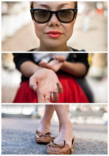 Triptychs of Strangers by Adde Adesokan