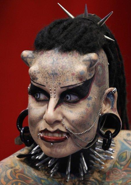 Vampire Woman - Maria Jose Cristerna