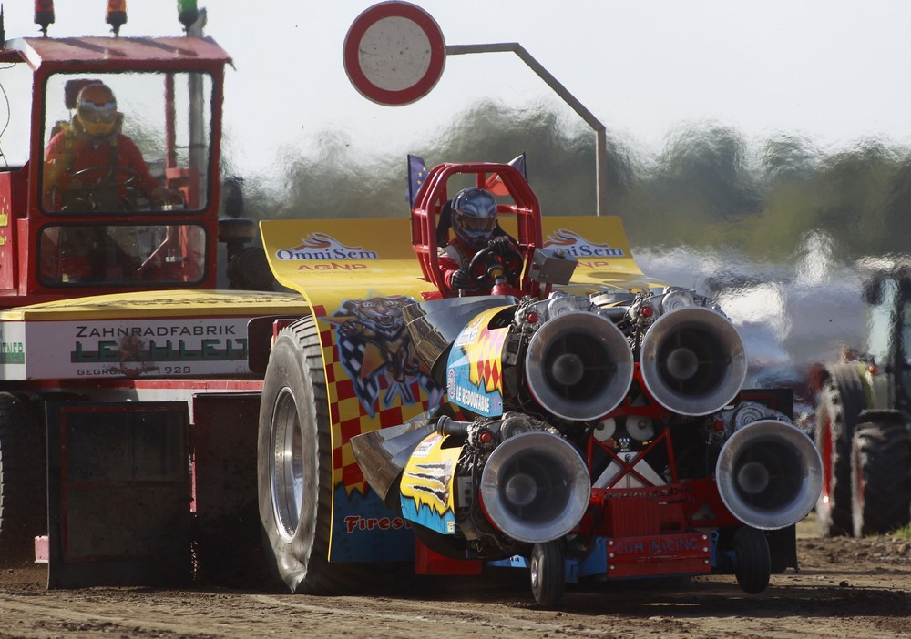 Tractor Pulling Euro Championships
