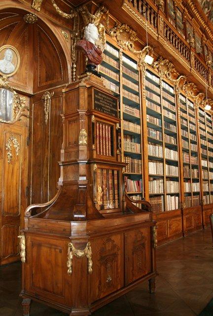 Klementinum Library, Prague, Czech Republic