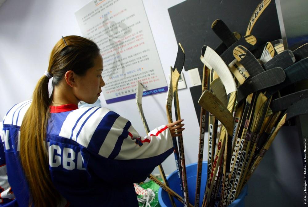 South Korean Female Ice Hockey