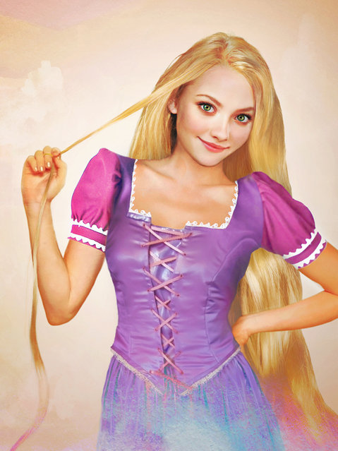 Disney Girl In Real Life By Jirka Vaatainen