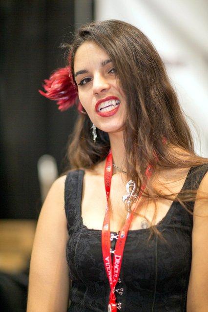 New York Comic Con/Anime Festival 2013. (Photo by Steven Lev)