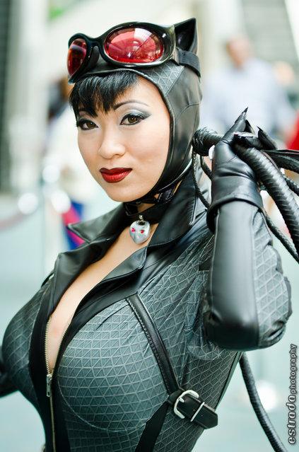 Yaya Han – Arkham City Catwoman