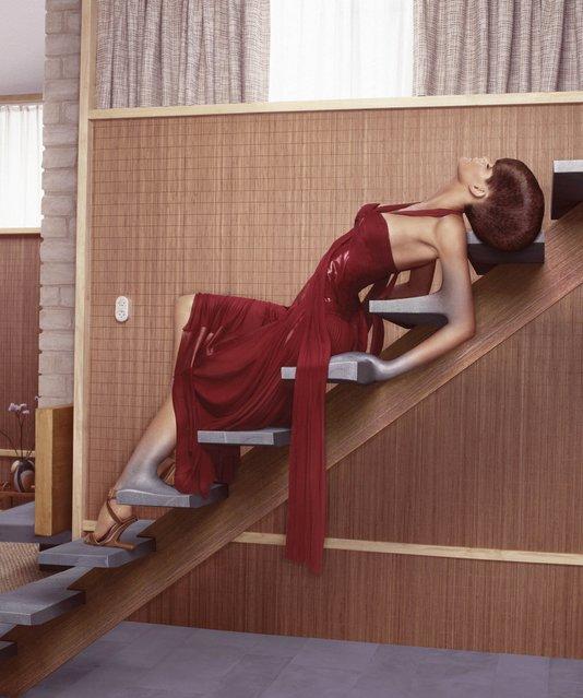 Gaultier. (Photo by Erwin Olaf)