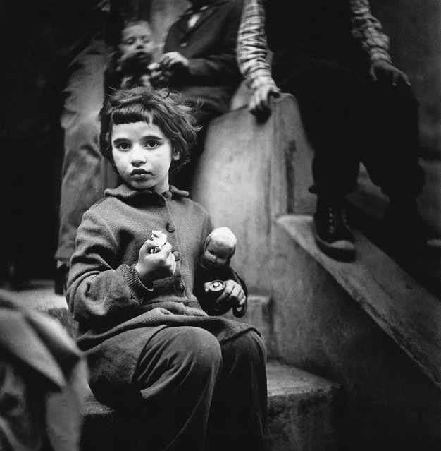 More of Sutkus's images are available to see at the Lumiere Brothers Centre for Photography until the 29 May. Here: Toys in Vilnius, 1974. (Photo by Antanas Sutkus)