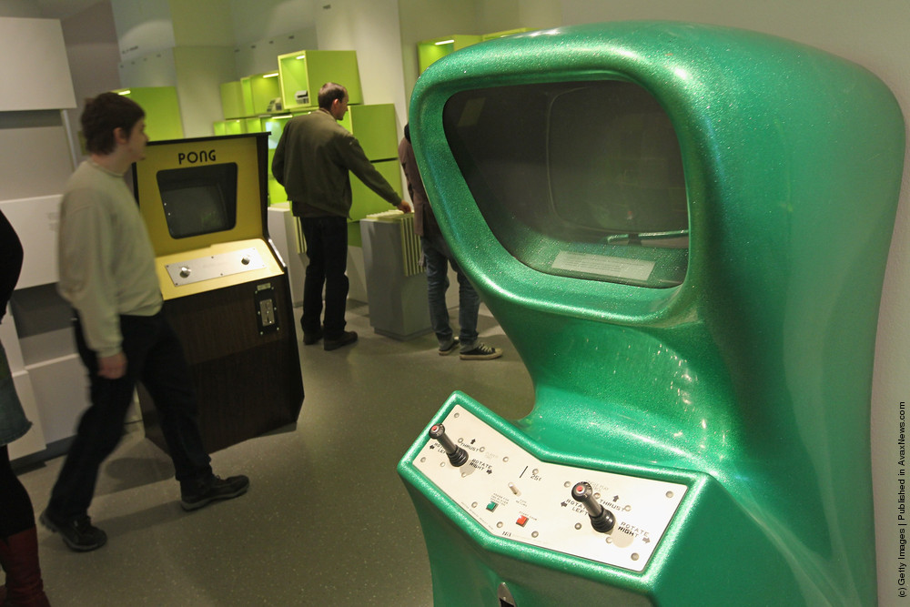 Computer Game Museum In Berlin