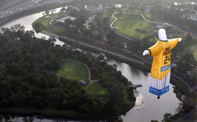 Jesus World Cup Balloon
