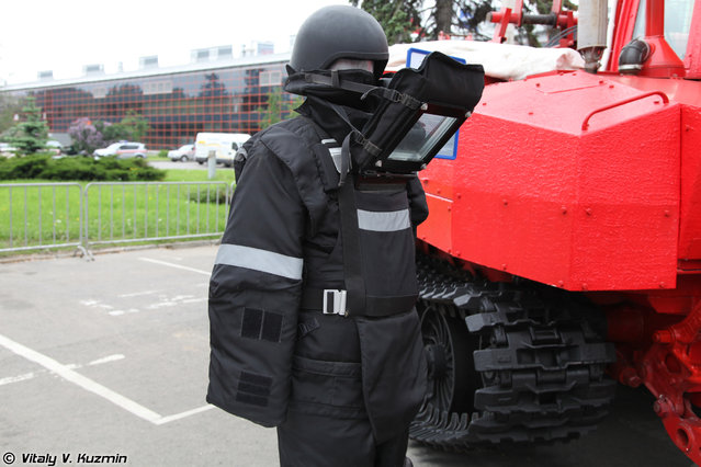 Sapper protective suit Zaslon-PM-1S