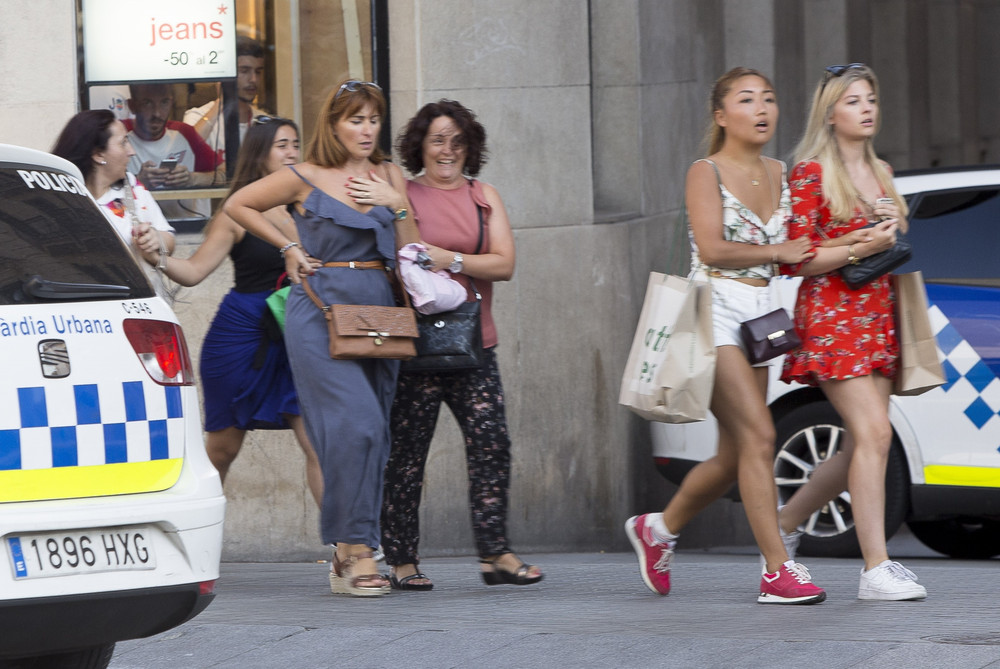 Deadly Attacks in Spain