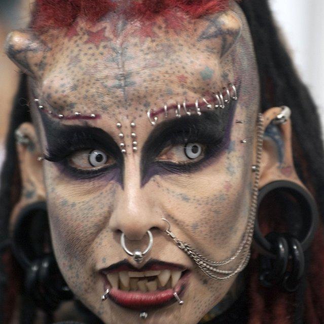 "Vampire Woman - Maria Jose Cristerna"""