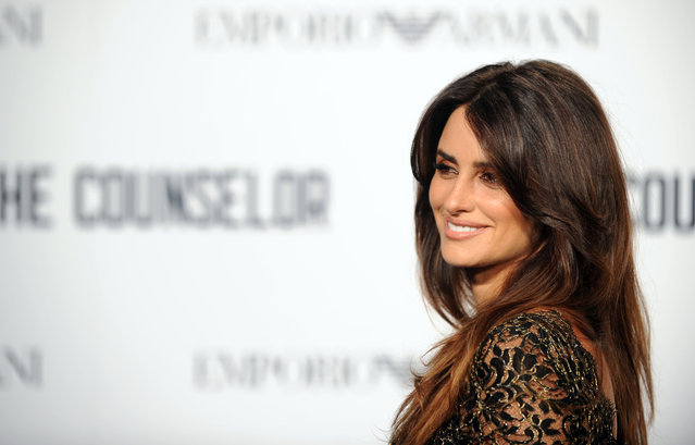 """Penelope Cruz attends a special screening of """"The Counselor"""" at Odeon West End on October 3, 2013 in London, England. (Photo by Stuart C. Wilson/Getty Images)"""