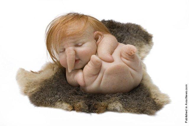 Newborn, 2010 by Patricia Piccinini