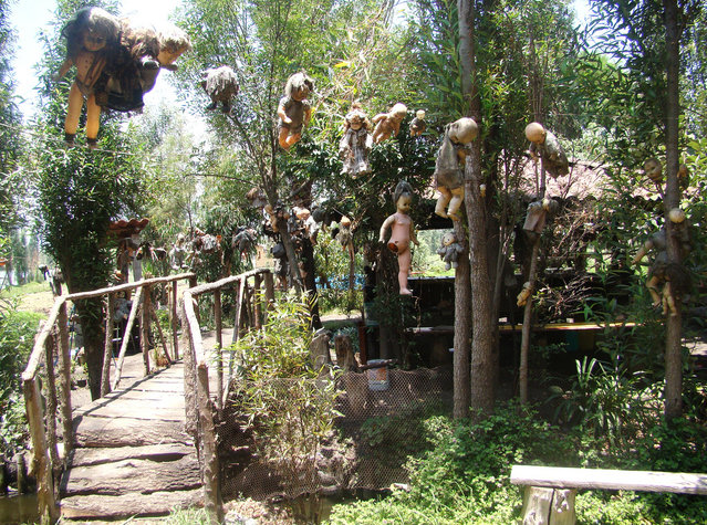 Xochimilco – Island of the Dolls – Dead Line