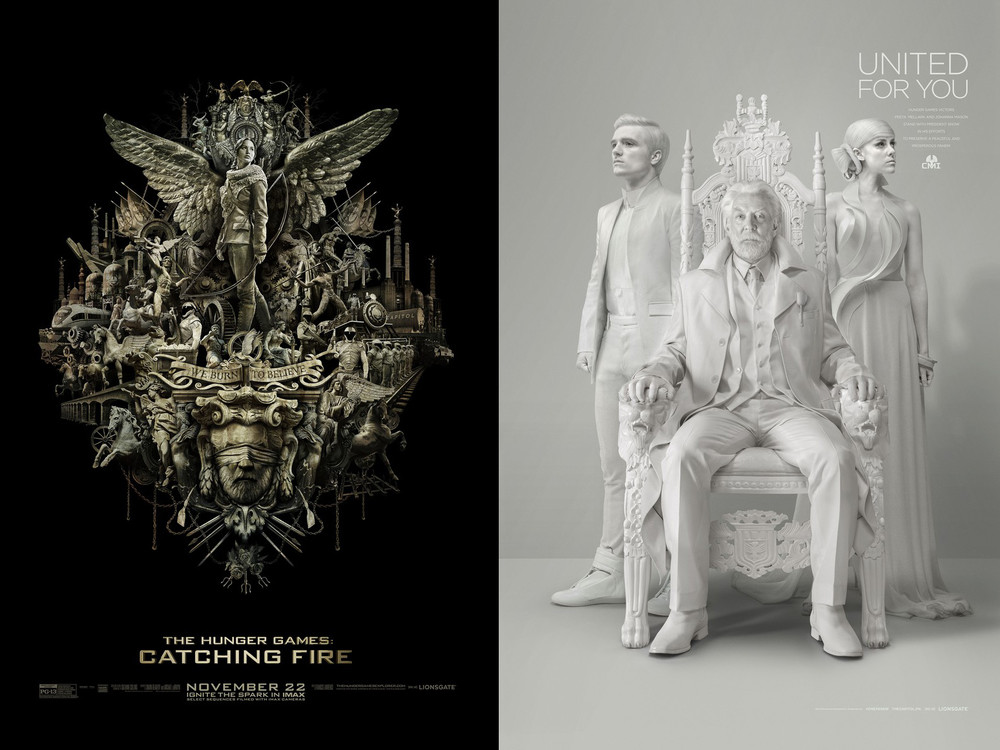 Year's Best Movie Posters – 2014 Key Art Awards