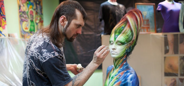 Amazing Body Art – Tauart