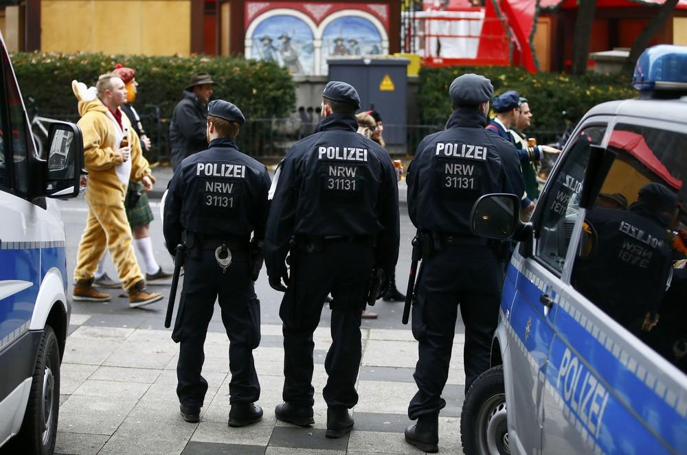 Start of the Carnival Season in Germany